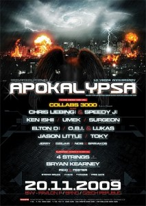 Apokalypsa 200. 11. 2009