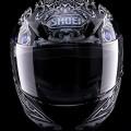 Vyleštěná helma