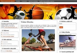 Půjčovna sport Brno