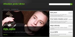 Hledám práci Brno