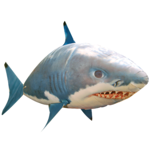 Air Swimmers létající ryba žralok (Bruce)