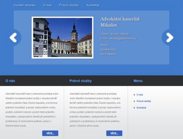 Advokát Brno, Pohořelice, Židlochovice, Valtice, Mikulov