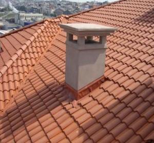 Střechy Brno