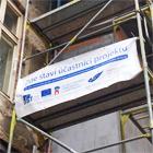 Účastníci projektu IKAROS pracují na stavbách v Brně okolí